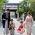 七五三の後撮り、成人式の前撮り写真、クリスマスのロケフォト!阪急豊中 丸福(スポサブランカ)