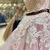 桜色の新作カラードレスが入荷しました♪ウエストを細く見せてくれるピンクパープルドレス