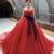 鮮やかな赤の新作カラードレスが入荷いたしました♡ビビッドカラー