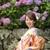 【和装前撮りレポ】あじさいの咲く北大阪箕面「勝尾寺」唐織の色打掛でロケーションフォト