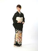 留袖・色留袖 レンタル 大阪 結婚式列席着物貸衣装