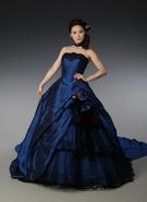 カクテルドレス Classic Blue(クラシックブルー) ネイビーカラー