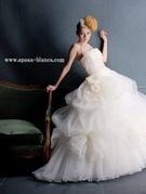 ウェディングドレス ふんわりオーガンジィコレクション
