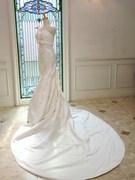 マーメードライン ウエディングドレス