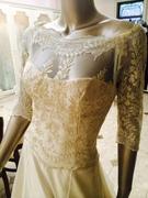 イタリア生まれのウェディングドレス (インポートドレス)