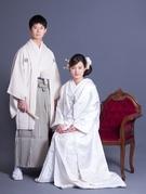 白無垢 大阪 和装前撮り写真