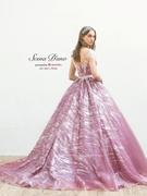 カラードレス ピンク Scena Duno (神田うの)